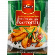 Приправа «Деко» к картофелю, 25 г.