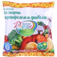 Смесь овощей «Для жарки» с картофелем и грибами 400 г