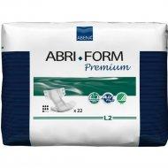 Подузники для взрослых «Abri-Form» L2 премиум 22 шт.