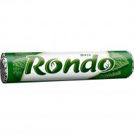 Освежающие конфеты «Rondo» с ароматом мяты, 30 г.