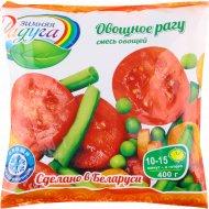 Смесь овощей «Зимняя радуга» овощное рагу, 400 г.