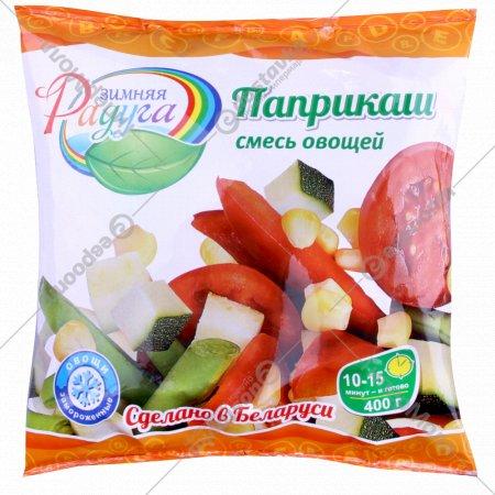 Смесь овощная «Паприкаш» быстрозамороженная 400 г