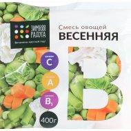 Смесь овощная «Весенняя» 400 г