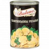 Шампиньоны консервированные «Balendo» резаные, 400 г.