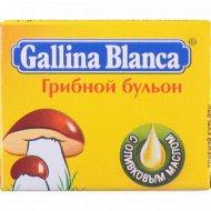 Бульон «Gallina Blanca» грибной 10 г.
