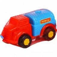 Игрушка автомобиль-водовоз «Антошка».