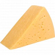 Сыр «Пошехонский люкс» 45%, 1 кг., фасовка 0.35-0.4 кг