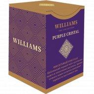 Чай черный листовой «Williams» Violet Crystal, манго, 100 г.