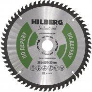 Диск пильный «Hilberg» Industrial, HW256