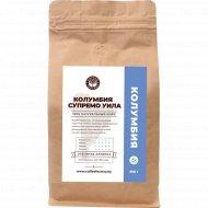 Кофе зерно натуральный «Coffee Factory» Колумбия Супремо Уила, 500 г.