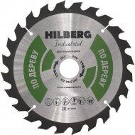 Диск пильный «Hilberg» Industrial, HW254