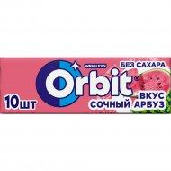 Жевательная резинка «Orbit» арбуз, 13.6 г.