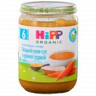 Крем-суп «Hipp» овощной с куриной грудкой 190 г.