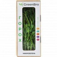 Микрозелень «GreenBro» горох, 40 г
