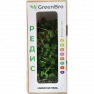 Микрозелень «GreenBro» редис, 40 г