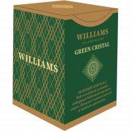 Чай зеленый листовой отборный «Williams» Creen Crystal, 100 г.