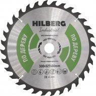 Диск пильный «Hilberg» Industrial, HW300