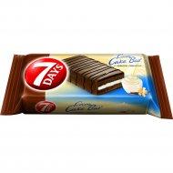 Пирожное бисквитное «7 days» глазированное, со вкусом «ваниль» 35 г.