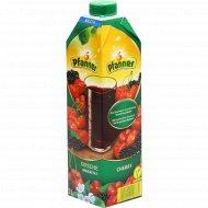 Напиток «Pfanner» вишня-бузина-арония, 1 л.