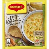 Суп «Maggi» куриный с вермишелью 50 г