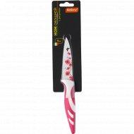 Нож овощной «Mallony» с рисунком 9 см.