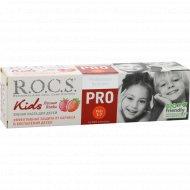 Зубная паста для детей «R.O.C.S. Kids» лесные ягоды, 45 г.
