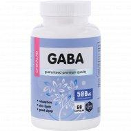 Комплексная пищевая добавка «Chikalab» ГАБА, 60 капсул