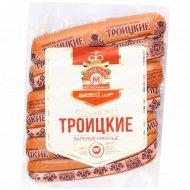 Сосиски «Гродненский мясокомбинат» Троицкие, высший сорт, 370 г