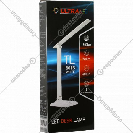 Светильник настольный «Ultra» TL 601B, white.