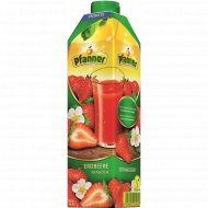 Напиток «Pfanner» клубника-яблоко, 1 л.