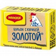 Бульон с курицей «Maggi» золотой, 9 г.