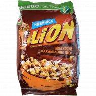 Сухой завтрак «Lion» карамельный микс, 250.