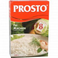 Рис «Prosto» жасмин, 8 х 62.5 г.