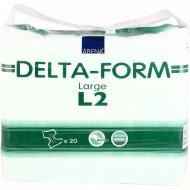 Подгузники для взрослых «Abena» Delta-Form L2, 20 шт.