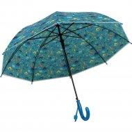 Зонт-трость «Михи-Михи» Динозаврики, синий, 85 см