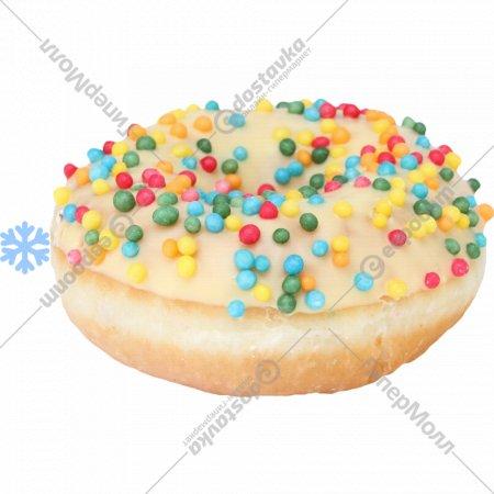 Пончик Donut «Банановый кураж» 55 г.