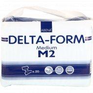 Подгузники для взрослых «Abena» Delta-Form M2, 20 шт.