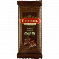 Шоколад «Темный» 90 г.