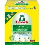 Стиральный порошок «Frosch» цитрус 1.35 кг