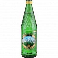 Вода минеральная «Нарзан» газированная 0.5 л.