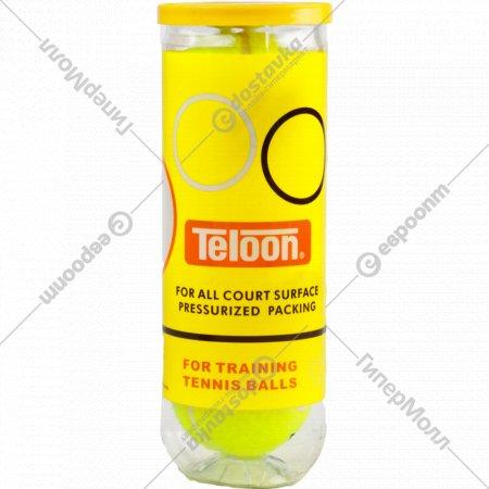 Мяч для большого тенниса, 303Т, 3 шт.