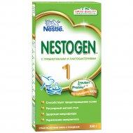 Смесь сухая молочная «Nestogen 1» с пребиотиками 350 г.
