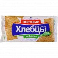 Хлебцы «Елизавета» хрустящие постные полбяные, 70 г.