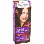 Краска для волос «Palette» красное дерево R2.