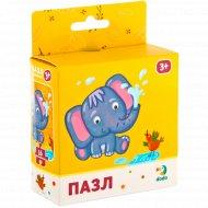 Пазл «Слоненок» 16 элементов.