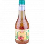 Уксус яблочный «Слуцкий» 9%, 0.5 л.