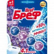 Туалетный блок «Bref» Сила-Актив, Свежесть Лаванды, 50 г