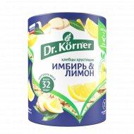 Хлебцы хрустящие «DrKorner» кукурузно-рисовые, 90 г