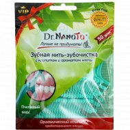Зубная нить-зубочистка «Dr.NanoTo» 50 шт.