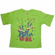 Футболка для девочек «Ptashka Kids» PFD.